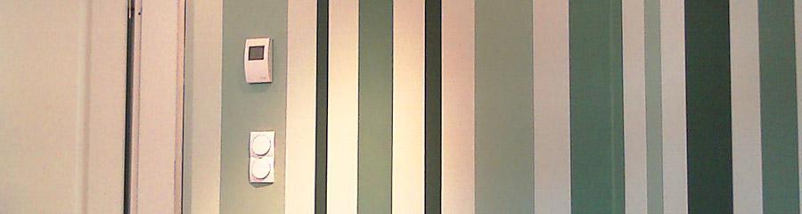 Innenraumgestaltung - Björn Löwendorf, Malermeister Berlin-Steglitz/Lichterfelde - Bodenbeläge, Badmodernisierung, Lackierarbeiten, Trockenbau, Altbausanierung, Fassadensanierung